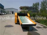 Machine de découpe en fibre de verre / Machine automatique de coupe textile / Machine de recyclage de déchets de déchets usés