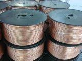Kabel van uitstekende kwaliteit van de Spreker van de Monitor van kabeltelevisie de Audio Audio