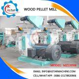 Le bois élevé de Btu granule la machine en Italie