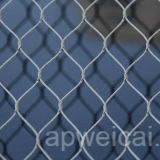 Сетка веревочки провода нержавеющей стали загородки сетки кабеля