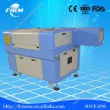 アクリルの木製のプラスチック機械のためのCNCレーザーのカッターの彫刻家FM6090