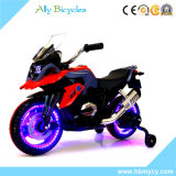 Motorfiets van de Sporten van de Jonge geitjes van Opreated van de batterij het de Elektrische/Voertuig van de Motor van de Lader van de Manier