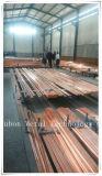 구리 음극선 및 /Copper 전해질 구리 (Cu) Min% 99.99%-99.97% 분