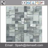Mosaico di vetro delle mattonelle della parete per la cucina, stanza da bagno, parete interna