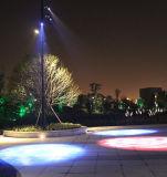 De openlucht Volledige Lichte 40W Zes Emblemen die van Kerstmis HD Projector bouwen