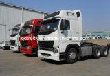 A7 6X4 de HoofdVrachtwagen van de Tractor SINOTRUK HOWO