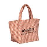 Fabrication bon marché réutilisée normale de sac de toile de coton d'achats
