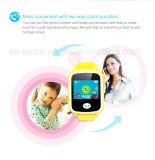 Vigilanza calda dell'inseguitore di GPS dei bambini con lo schermo variopinto di tocco