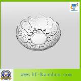 Ciotole di vetro rotonde alla moda per padellame Kb-Hn0173