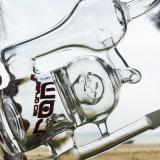 Drie-in-één recycleert de Creatieve Rokende Waterpijpen van de Waterpijp van het Glas Kruiden (S-GB-259)