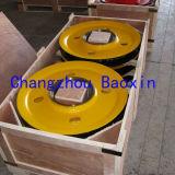 Grande puleggia della carrucola del rifornimento Q235