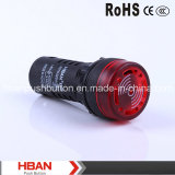 Hban CER RoHS (22mm) LED Buzzer, Flash Buzzer, Indicator Buzzer