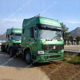 SinoトラクターヘッドSinotruk HOWOのブランド4*2のトラクターのトラック
