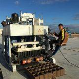 Maquinaria de bloqueio do material de construção da máquina do tijolo em África do Sul