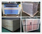 Heiße Verkauf 50W CO2 hölzerne Produkt-Laser-Gravierfräsmaschine 460