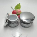 De zilveren Acryl Zilveren Kruik van de Kruik van GLB Acryl (NJ45)