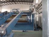 管状の編むファブリック緩くより乾燥した織物の仕上げ機械