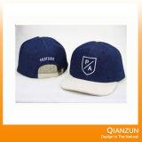 合われたカスタムNyの平らな縁6のパネルの急な回復の帽子