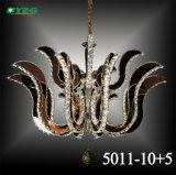 최신 판매 홈 장식적인 수정같은 샹들리에 또는 샹들리에 펜던트 Lampbyzg5011-10+5