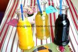 Bottiglie di vetro certificate iso della bevanda di 350ml 500ml
