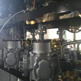 Station-service de double pétrole - quatre gicleurs - quatre étalage - quatre compteurs de débit