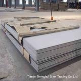 Plaque professionnelle d'acier inoxydable de constructeur (ASTM317L)