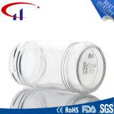 recipiente super do mel do vidro de sílex 200ml (CHJ8005)