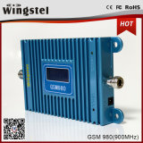 3G GSM980 Repetidor inalámbrico 900MHz de señal de refuerzo con gran cobertura