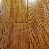 Настил твёрдой древесины дуба деревянного настила твердый с цветом пшеницы