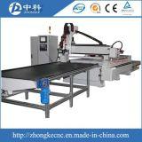 Деревянные двери производящ автоматический маршрутизатор CNC