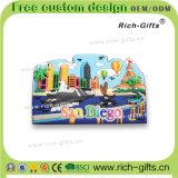 Magneti promozionali personalizzati del frigorifero del PVC dei regali 3D come turismo Stati Uniti (RC-US)