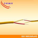 Rotes gelbes Kabelfiberglas Isolierthermoelementleitung KPX KNX