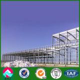 プラスチックプラント(XGZ-A039)のための鉄骨構造の建物