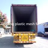 Plastikineinander greifen-Draht-flaches Plastiknetz