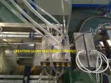 突き出る高品質のパソコンライト管のプラスチック機械装置を作り出す