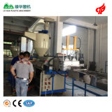 Plastikextruder-Druckschmierung-System
