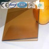 color de 2-19m m/vidrio de flotador teñido/claro para el edificio/la decoración