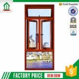 Thermisches Bruch-Flügelfenster-Fenster-Aluminiummaterial