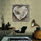Amore decorativo di pittura a olio