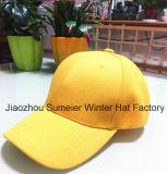 Chapeaux faits sur commande bon marché plus casquette de baseball facultative de sport de couleur