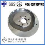 CNCの機械化によるカスタマイズされた精密鋳造の金属によって機械で造られる部品