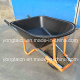 Wheelbarrow poli do construtor 100L para a venda de Austrália (678017)