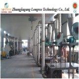 플라스틱 PE PVC Pulverizer 낮은 칼슘 분말 Pulverizer 400kg/H (SKD-II 잎)