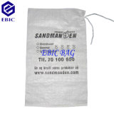 Tie String와 Printing를 가진 PP Woven Sand Bag