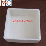 Cerâmica Saggar da alumina da missão