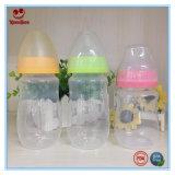 Führende Flasche des neuen neugeborenen Baby-240ml mit Nippel