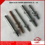 Filtrage chimique / ancrage chimique / Fixation de béton