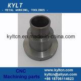 Lavorare d'acciaio su ordine di CNC della parte di precisione