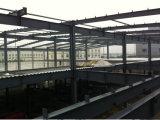 Entwurfs-Fertigung-Werkstatt-Lager-Stahlkonstruktion-Gebäude mit Cer (SSF-001)