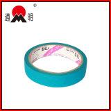 Le bleu adhésif de qualité personnalisent la bande de tissu